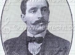 Havergal Brian in 1907