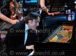 'The most fascinating pianist under 40' – now on video