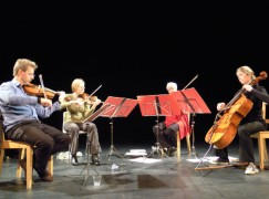 New study: Who's in charge in a string quartet?