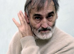 Lachenmann brings out long new opus for 8 horns and massive orchestra