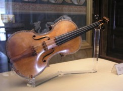 How to make a Stradivarius: Pass the salt, please…