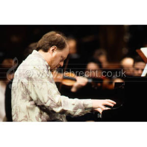 Peter Donohoe - English pianist, May 1993.