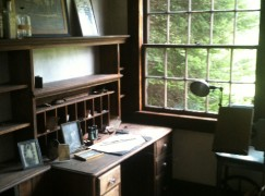 Charles Ives's studio is saved … and reopened in New York