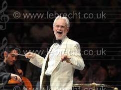 John Adams conducting Prom 4, 2012