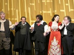 The Met will restore James Levine to radio channel 'at an appropriate time'