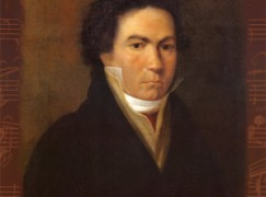 A Beethoven a Day: His first published work