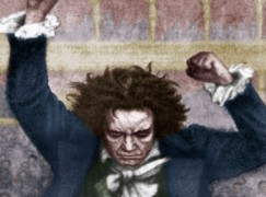 Beethoven gets really animated