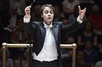 Young maestro, 27, is named principal guest