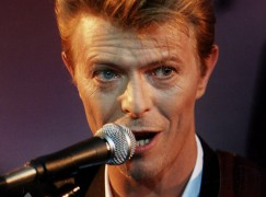 David Bowie foretold the economic future of music