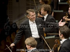 Mariss Jansons gets a set of birthday variations