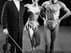 Censored? Bolshoi cancels Nureyev biopic ballet