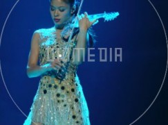 Curb the irony: Vanessa-Mae joins an Olympic elite
