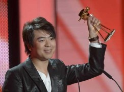 Lang Lang is thrilled