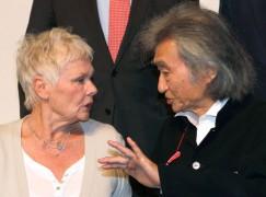 Seiji Ozawa won't be flying long-haul any more