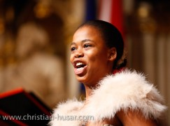 Watch: Pretty Yende on the Late Show