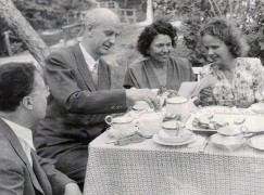 Ursula's 1947 home movies of Karajan and Furtwängler
