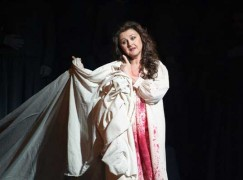 RIP: A mighty soprano has fallen