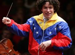 Gustavo Dudamel is deep in denial