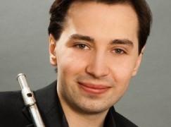 London loses principal flute
