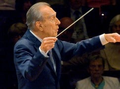 Claudio Abbado: 'In Italy, they know opera by instinct…'