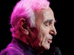 Still singing on his 90th birthday