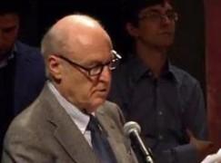 Six reach Arthur Rubinstein final. Audience in uproar.