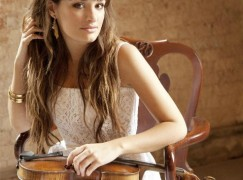 Nicola Benedetti talks about her stalkers