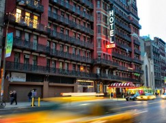 New York's music hotel has gone to the dreckorators