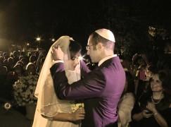 New video: Bocelli invades Israeli wedding scene
