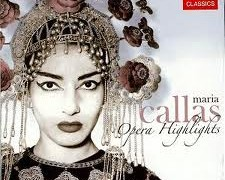maria callas opera highlights