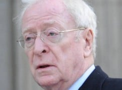 Michael Caine plays a Maestro
