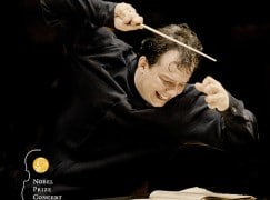 Nobel Prize committee names its conductor
