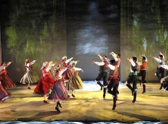 Spanish National Ballet suspends performances in cash shortage