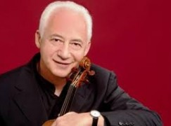 Spivakov is doctored in Tel Aviv