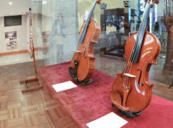 Stradivarius found in Russian police raid is a fake