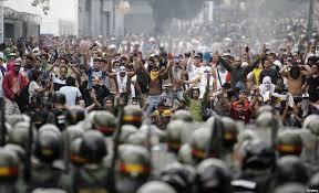 venezuela violence
