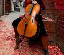 The world's most followed cellist takes an enforced career break