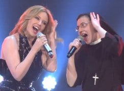 How low can she go? Singing nun wins Italy's TV voice contest…