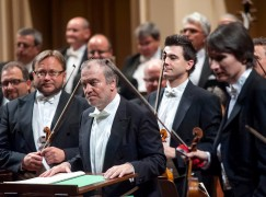 Gergiev will conduct one-third of Munich Phil concerts
