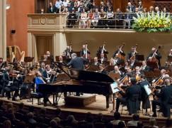 Did soloist play Ukrainian encore to provoke Gergiev?