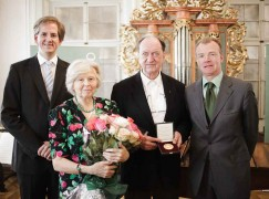 Alice Harnoncourt: No other woman was a concertmaster
