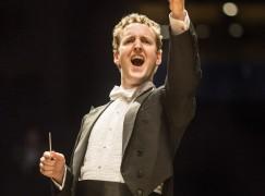 Michael Francis Conductor<br /><br /> Photo: Marco Borggreve
