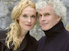 Simon Rattle finds  a new US outlet