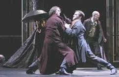 Stranger than opera: Stagehands save man from violent mugging