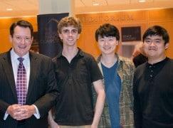 Chinese artist wins World Piano contest