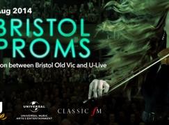 Bristol Proms carousel