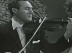 Death of a violin legend, 92