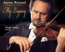 High explosive: Aaron Rosand accuses Isaac Stern of sabotaging his career