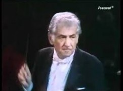 Video of the day: Lenny Bernstein shows his stars and stripes