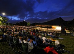 Cleveland Orch reopens Blossom
